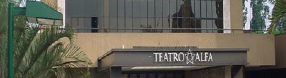 Implantação total do teatro e posterior reforma geral